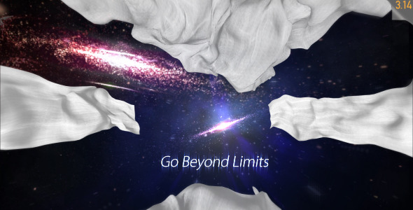 After Effects Project - VideoHive Go beyond limits 2919563