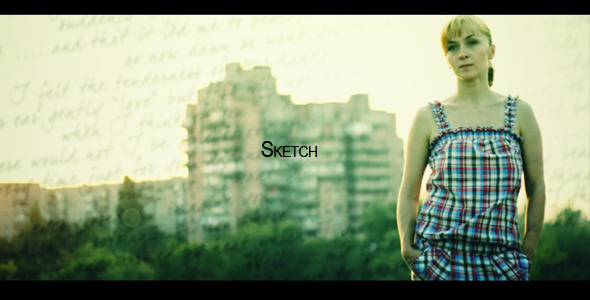 After Effects Project - VideoHive Sketch 2919580