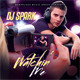 Watchin' Me Mixtape CD Cover or Flyer - GraphicRiver Item for Sale