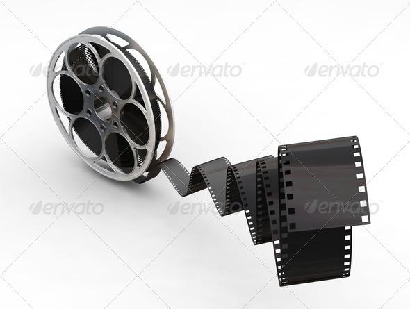 GraphicRiver Film reel 305971