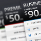 Pricing Table Delicata - PSD PNG HTML CSS - GraphicRiver Item for Sale