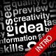 Idea Intro - ActiveDen Item for Sale