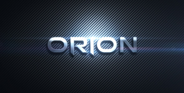 After Effects Project - VideoHive Orion 2925588