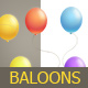 Color Balloons - GraphicRiver Item for Sale