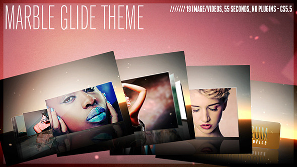 VideoHive Marble Glide Theme 2911556