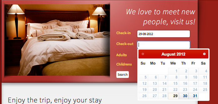 Hostel Booking