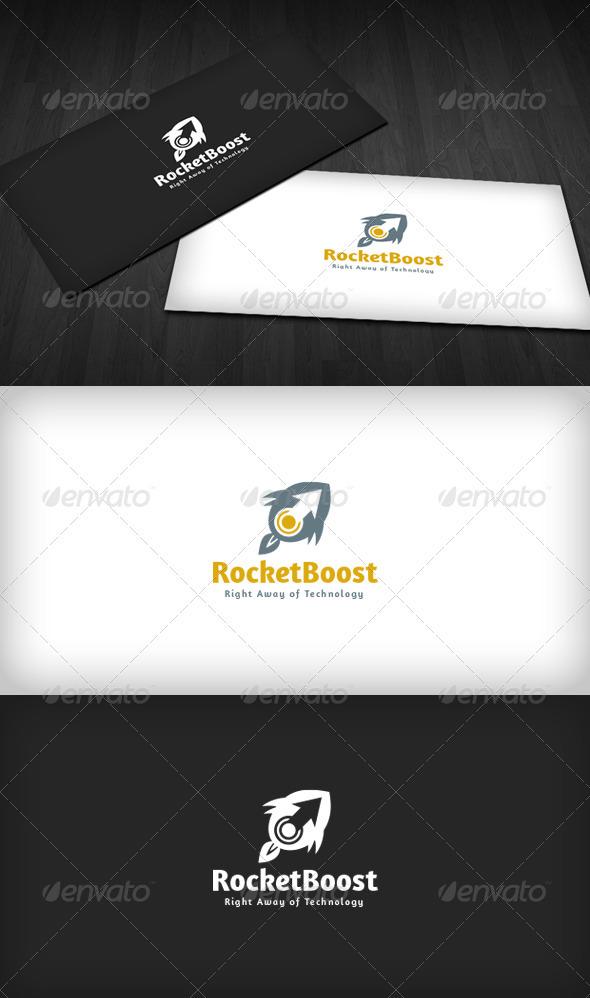 Rocket Boost Logo