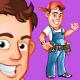 Freelancer Businessman and Handyman - GraphicRiver Item for Sale