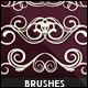 Decorative Brushes V2 - GraphicRiver Item for Sale