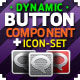 Dynamic Button Component - ActiveDen Item for Sale