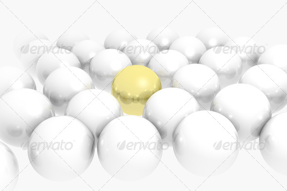 Looking for gold - Stock Photo - Images
