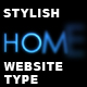 Stylish Website Type - VideoHive Item for Sale