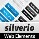 Silverio Web Elements