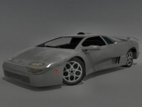 3DOcean Ortex GT 2935759