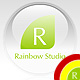 Rainbow - Bouncing Ball Animation - ActiveDen Item for Sale