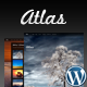 Atlas For Photography Creative Portfolio - ThemeForest Item for Sale