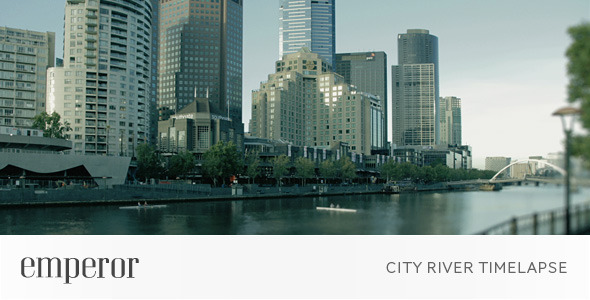 City River Timelapse