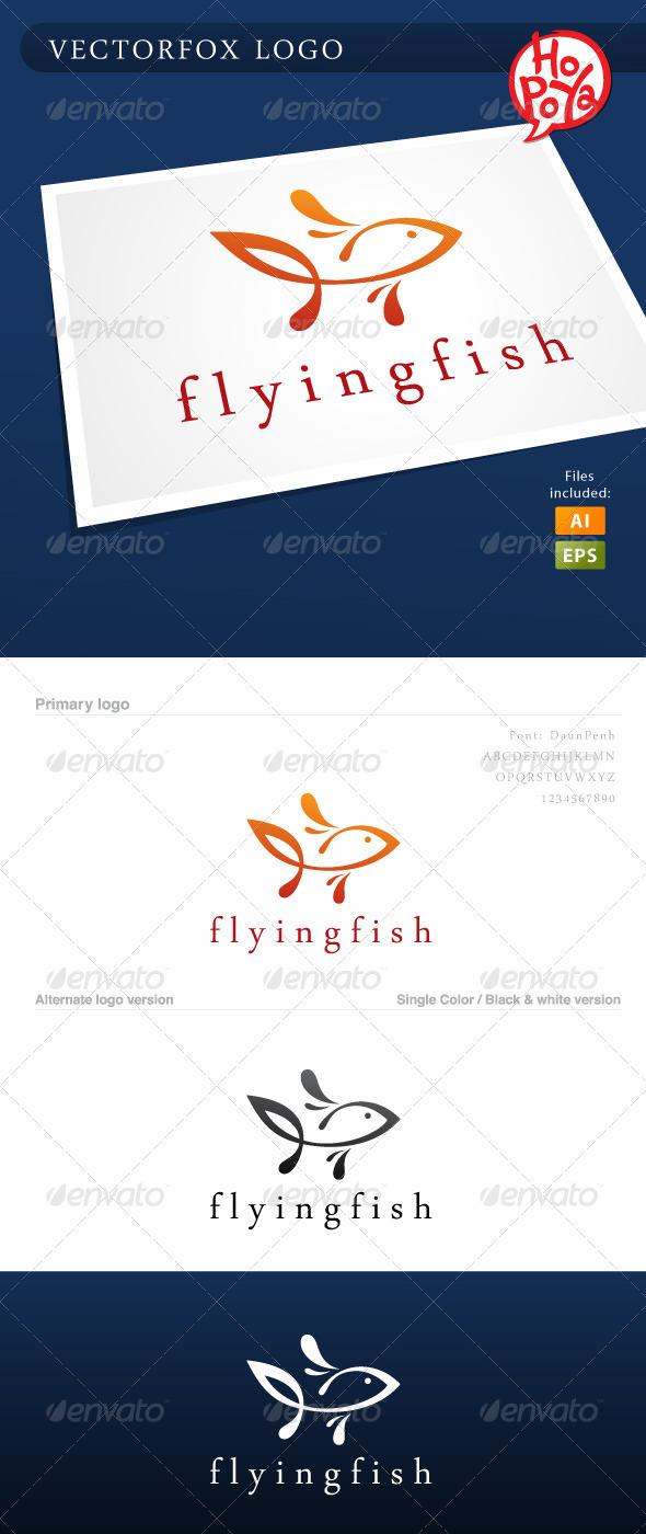 Flyingfish Logo - Symbols Logo Templates