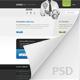 Locked LTD – Corporate Web Design  Free Download