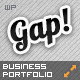 Gap - Responsive Portfolio and Business Theme - ThemeForest Item for Sale