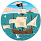 Pirate Ship - GraphicRiver Item for Sale