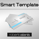 Business Card Smart Template 3 - GraphicRiver Item for Sale