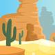 Desert - GraphicRiver Item for Sale