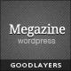 Megazine - Responsive WordPress Theme
