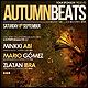 Autumn Beats Poster/Flyer