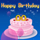 Happy Birthday!! Full XML/AS 2.0 (Dynamic text) - ActiveDen Item for Sale