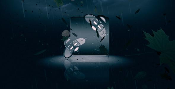 VideoHive Rainy logo 2942902