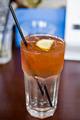 Lemon, Lime & Bitters Drink - PhotoDune Item for Sale