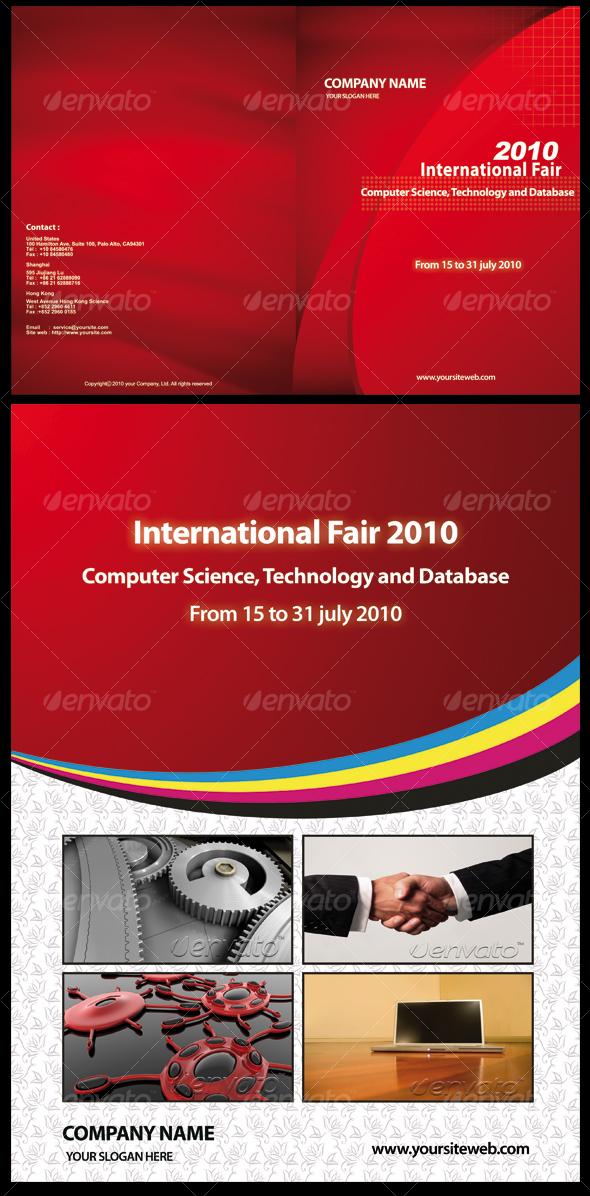 GraphicRiver Event Brochure 105328