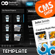 Universal Full Template with Shop CMS and 2 Skins - ActiveDen Item for Sale