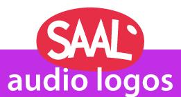 Saal Audio Logos