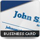 Blue Business Card - GraphicRiver Item for Sale