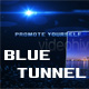 Blue Tunnel - VideoHive Item for Sale