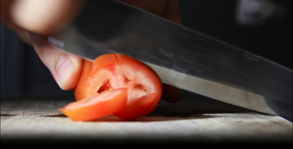 Cutting Vegetables 2