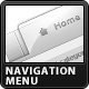 Sleek Navigation Menu