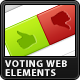 Rating & Voting Elements - GraphicRiver Item for Sale