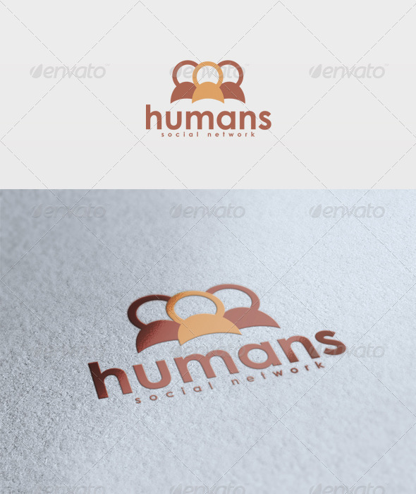 Humans Logo - Humans Logo Templates