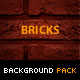 Pack 12 Backgrounds Bricks - ActiveDen Item for Sale