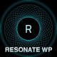 Resonate - Creative Wordpress Theme