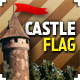 Castle Flag - ActiveDen Item for Sale
