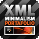 XML - Minimalism_Portfolio - ActiveDen Item for Sale