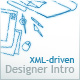Designer Intro XML-driven - ActiveDen Item for Sale