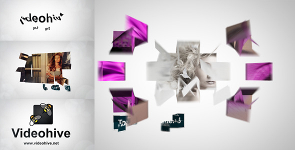 After Effects Project - VideoHive Real Unfold Slideshow 2933622