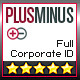 Full Corporate Identity Kit - Plusminus Series - GraphicRiver Item for Sale