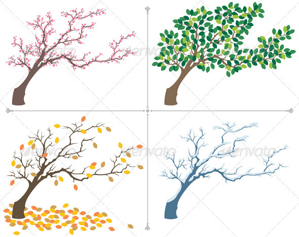 GraphicRiver Seasons 88776