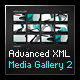 Advanced XML Media Gallery 2 - ActiveDen Item for Sale